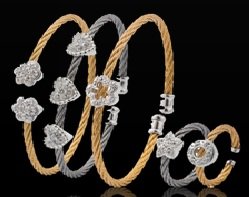 joyas acero oro