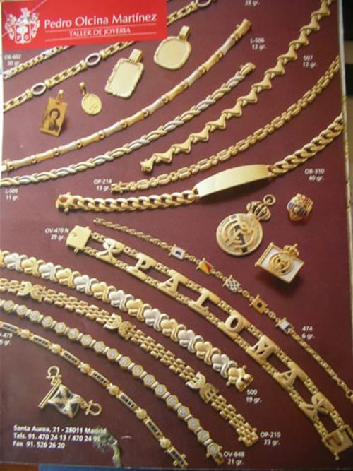 a1ad38de8941 catalogo de joyeria oro y plata