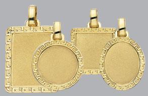 chapas foto medallas