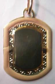 chapa oro