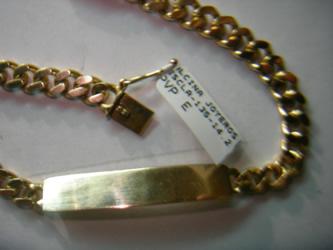 esclavas oro y plata