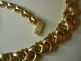 gargantilla oro