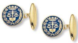 gemelos personalizados heraldicos