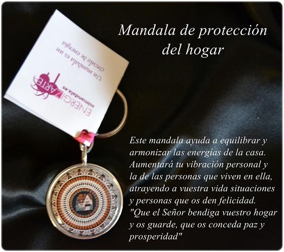 mandala de la protección para el hogar