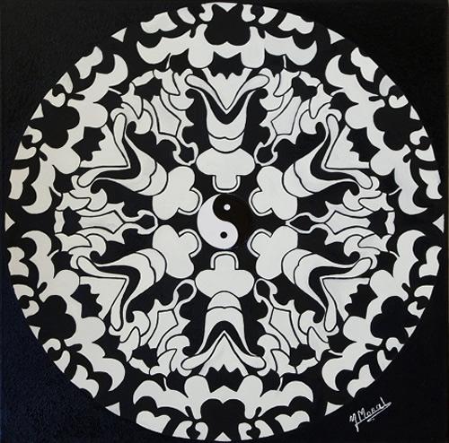 mandala yin-yang