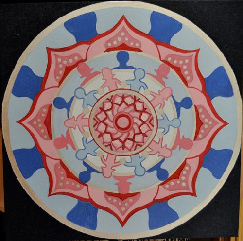 Mandala de la Amistad
