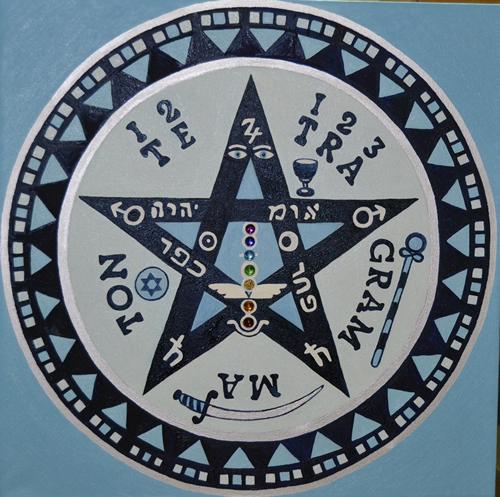 mandala tetragramaton