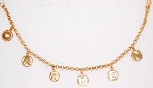 cadena letras