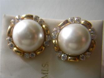 3c2c62980 Joyas Pendientes con perlas Madrid, Joyeria Pendientes de perlas ...