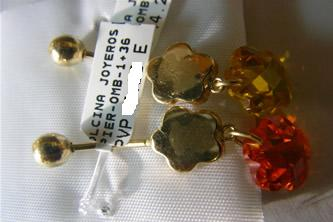 piercing oro