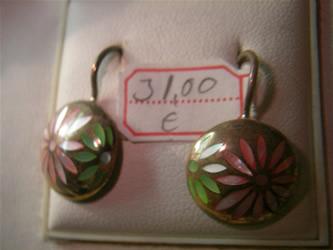 pendientes-plata-flor