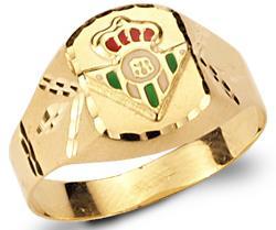 sello betis oro