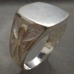 sello plata oro