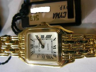 relojes oro
