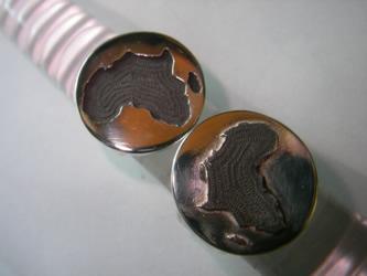 sellos pareja puzzle oro plata