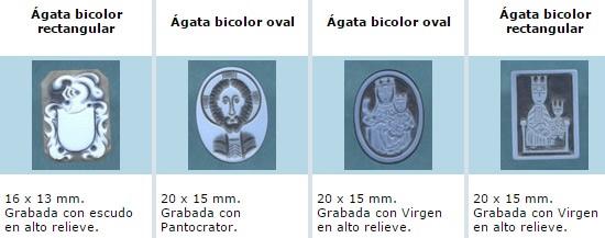 piedras grabadas escudos heraldicos