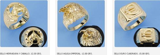 sellos-herradura-aguila-euro