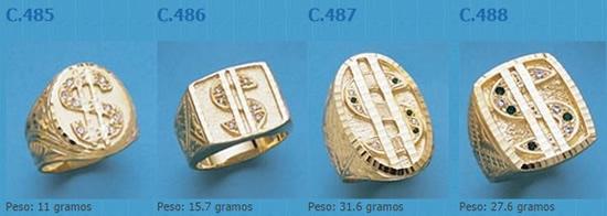 sellos dolar oro plata