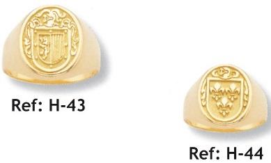sellos heraldicos personalizados apellidos